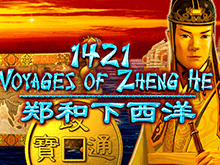 1421 Voyages of Zheng